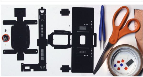 Foldscope – origami paper microscopes set to save lives for under $1 each