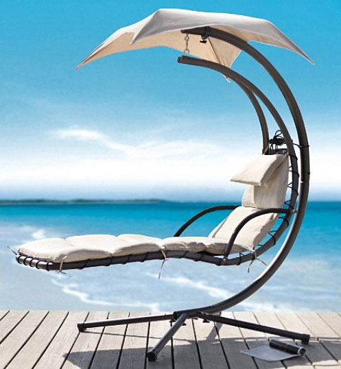 Dream Chair Lounger – rock back and chill out in comfort