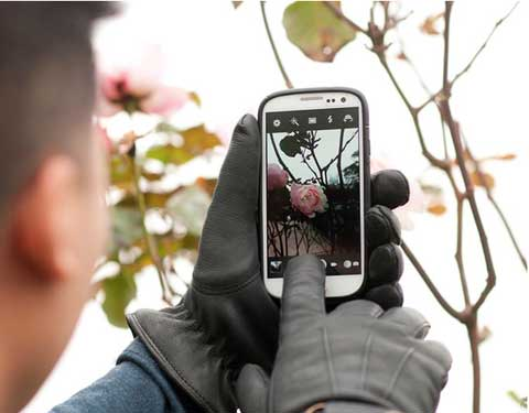 NANOTIPS – make your gloves smarter