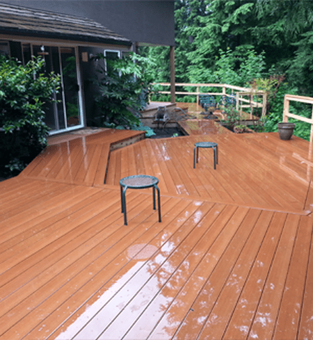 resystadecking2 The next level of waste recycling   weatherproof flooring made from rice husks