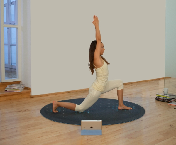 Tera – The Tech Mat That Turns Yoga Into Twister