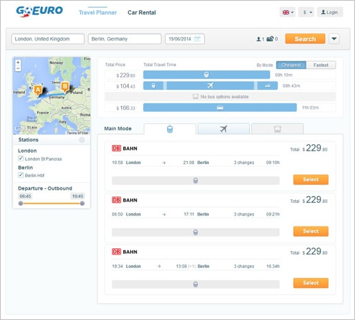 goeuro2 GoEuro   the most complete travel search engine for Europe youll find