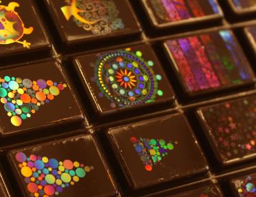 Morphotonix Holographic Chocolate: Yummy Tech Hits Its Stride