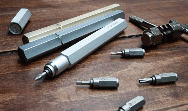 Mininch Tool Pen – stylish pen inspired multi-tool saves your pockets, does your stuff