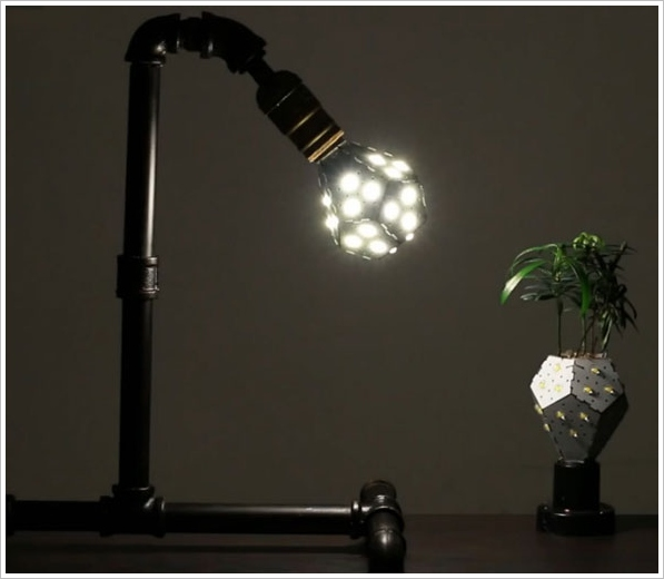 Nanoleaf Bloom – the first bulb in the world to turn an ordinary light switch into a dimmer