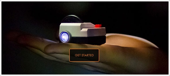 Projecteo – tiny Instagram projector turns your digital into retro
