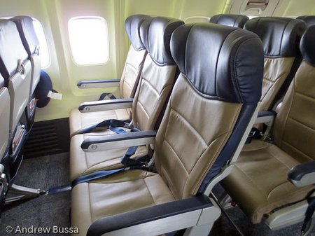 Southwest Airlines upcycles its used leather seats