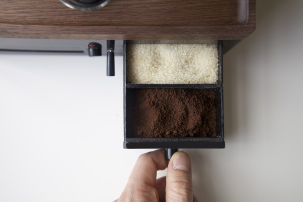 Baris Compartments The Barisieur – let the sweet smell of fresh coffee help you rise and shine