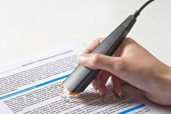 ScanMarker Pen Scanner – an end to tedious textbook note taking