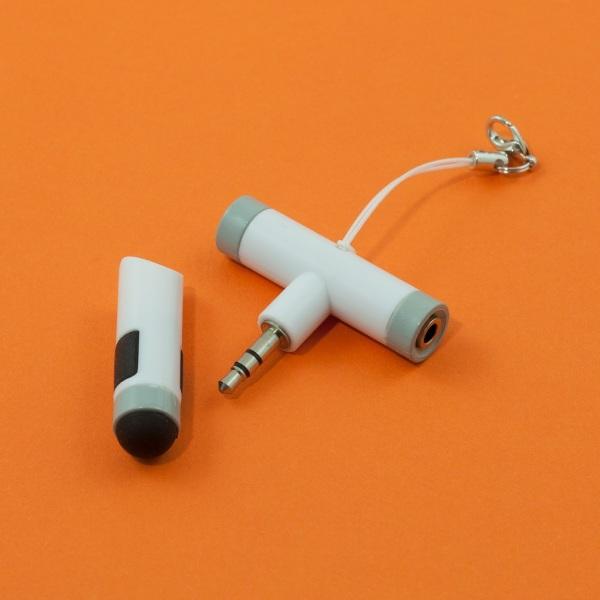 T 4 2 headphone splitter
