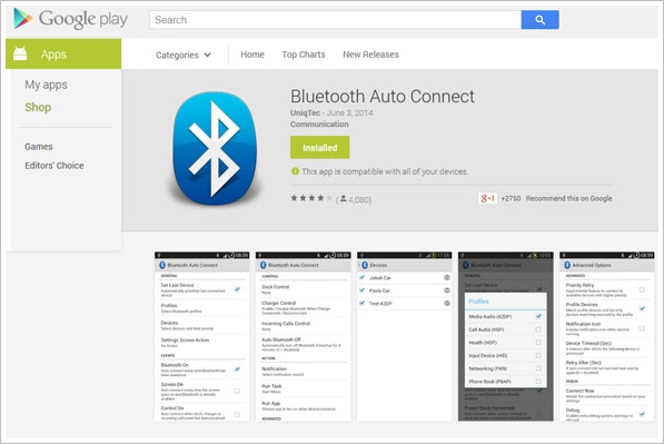 Bluetooth Auto Connect – an awesome cure if you're fed up with your Bluetooth gadgets not connecting properly [Freeware]
