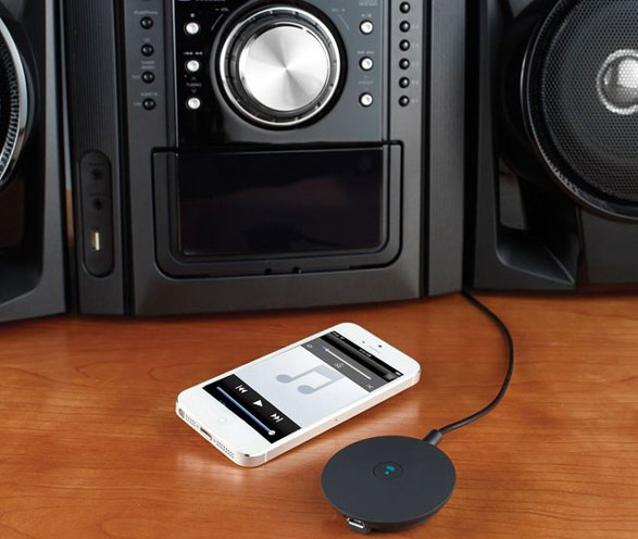 Home Stereo Bluetooth Converter – give new life to your old school stereo speakers