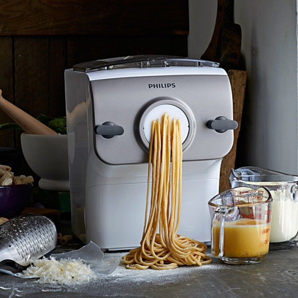 Philips Pasta Maker – 1, 2, 3, and you're an Italian masterchef!