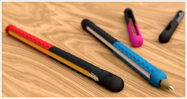 StretchWrite – instantly turn your pen or pencil into a digital stylus with this clever sleeve
