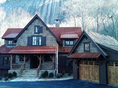 BarkClad – handsome wood siding that's easy on the environment