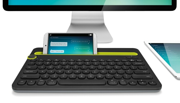 Logitech Bluetooth Multi-Device Keyboard – your distraction-free writing companion
