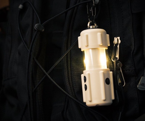 R-Pal Personal Area Light – portable 300 lumen keychain lantern is much more than just a flashlight