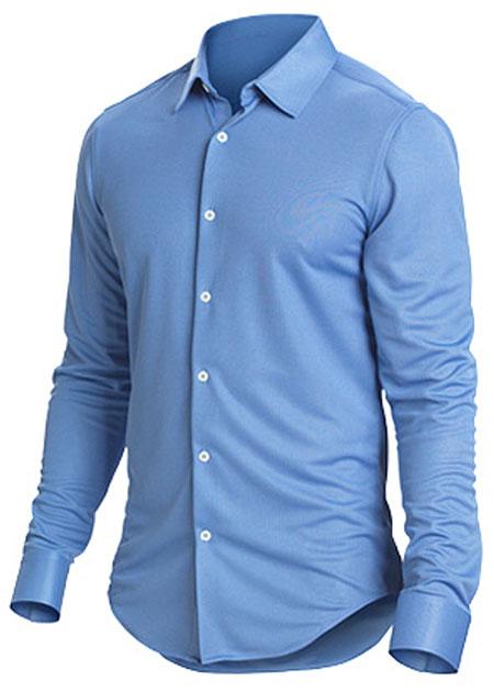 Apollo Dress Shirt – high tech shirt gives you astronaut style temperature control
