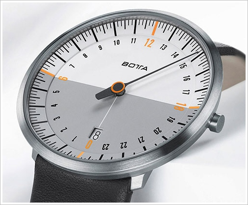 BOTTA Uno 24 Neo – keeping track of the day, one slow, lazy hour at a time