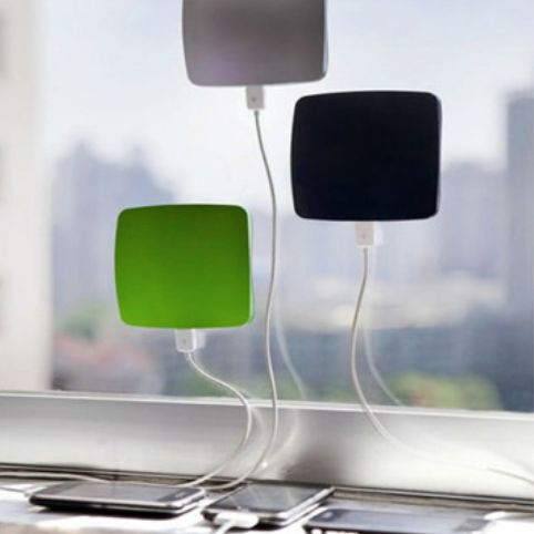 Cling Bling – the solar charger that will take you from day to night
