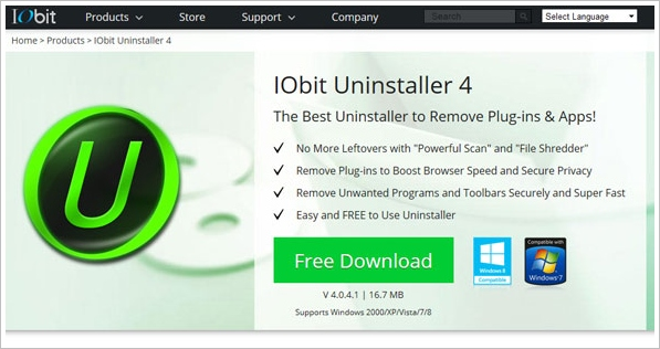 IObit Uninstaller 4 – powerful free uninstaller removes programs and stubborn Windows toolbars at a stroke [Freeware]