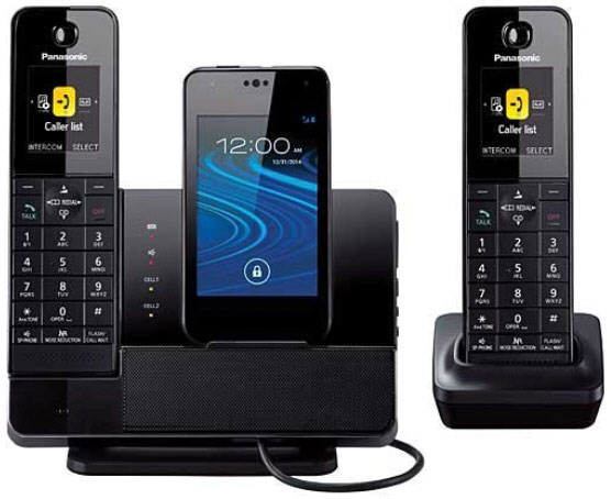 Panasonic KX-PRD262 – give your cell phone a break and enjoy better voice quality too