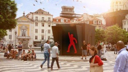 Smart Dancing Traffic light 2