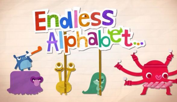 Endless Alphabet – cool learning app takes the stress out [Freeware]