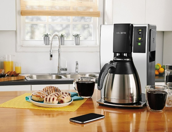 Mr. Coffee Smart Optimal Brew – the coffeemaker that's smarter than you are