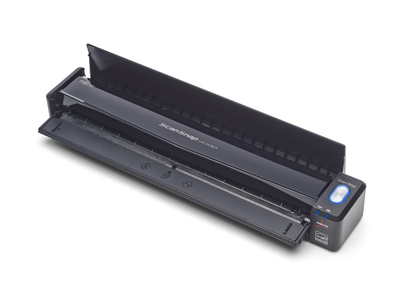 ScanSnap iX100 Mobile Scanner – tiny scanner, powerful software, superb results
