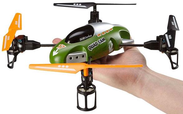 Revell QuadCam QuadCopter – small, light flyer complete with camera [Review]