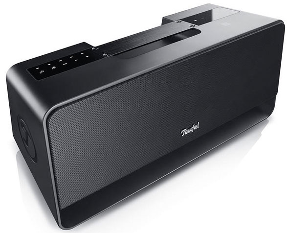 Teufel BOOMSTER – the boombox is back baby, but not like your daddy remembers