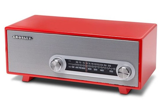 Crosley Ranchero Radio – Mad Men look with modern sound