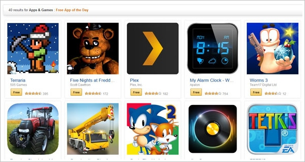 Massive Christmas Amazon Free Apps Giveaway – grab them now before they go! [Freeware]