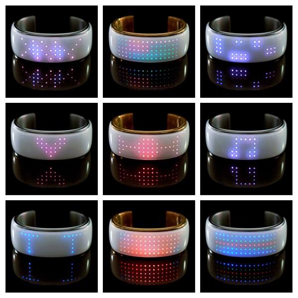 Elemon – fashionably techy bracelet for techy fashionistas