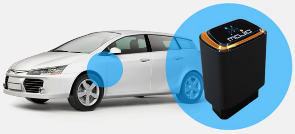Mojio – turn your dumb car into a connected, intelligent super vehicle