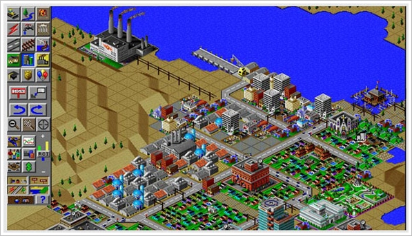 SIM City 2000 Special Edition – now available for FREE download for a limited time offer [Freeware]