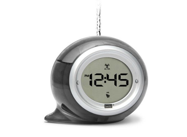 Bambeco Water Powered Alarm Clock – wake up the ecofriendly way