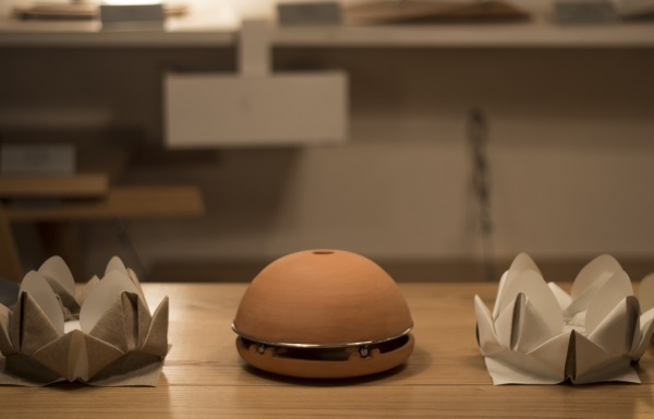 Egloo – the terracotta eco-friendly heater system