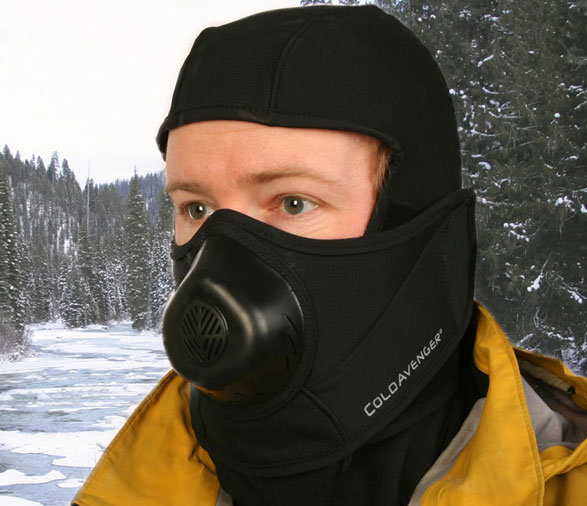 Cold Avenger Balaclava – create your own micro-climate on the go and stay comfortable