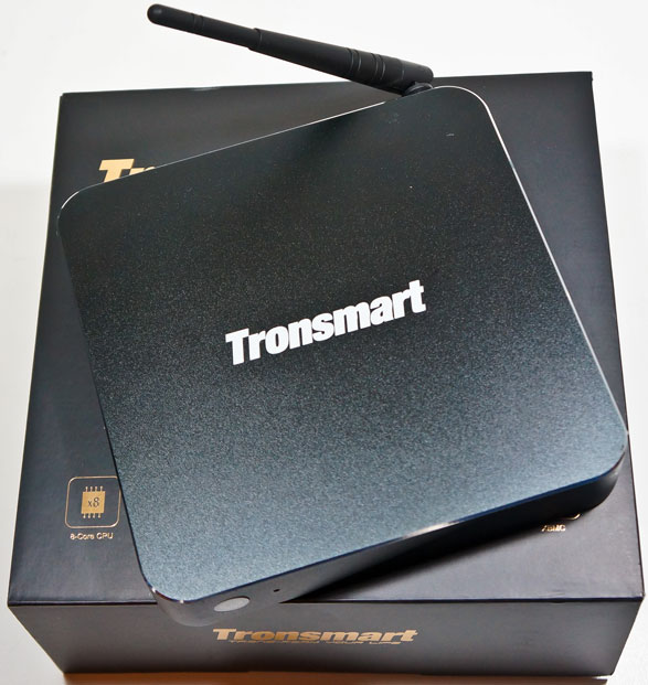 Tronsmart Draco AW80 – awesome OctaCore TV Box sets a new level in amazing [Review]