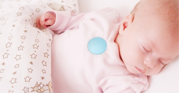 MonBaby – the sleep monitor that works with any of your baby's clothes