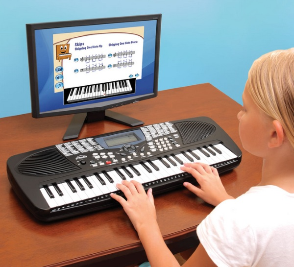 The Children's Learn To Play Keyboard – raise a little Mozart even if you're tone-deaf