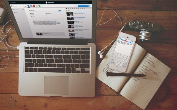 Everypost – get your social (media) life under control