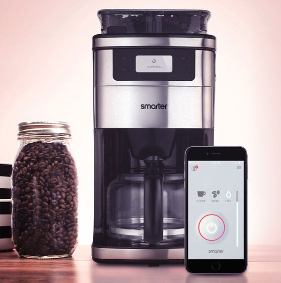 Smarter Coffee – the most sophisticated coffee maker in the world arrives for pre-order