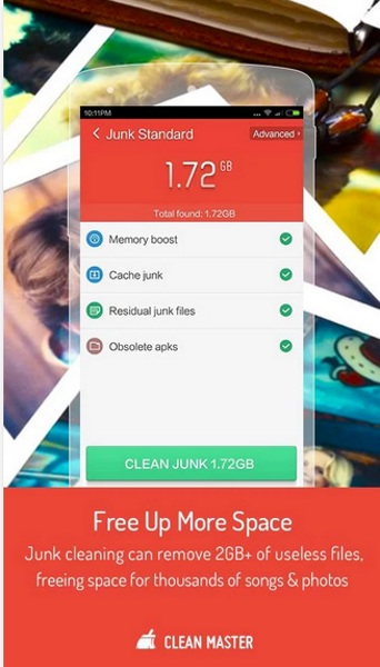 Clean Master – the app to help you get your phone spic and span [FREEWARE]