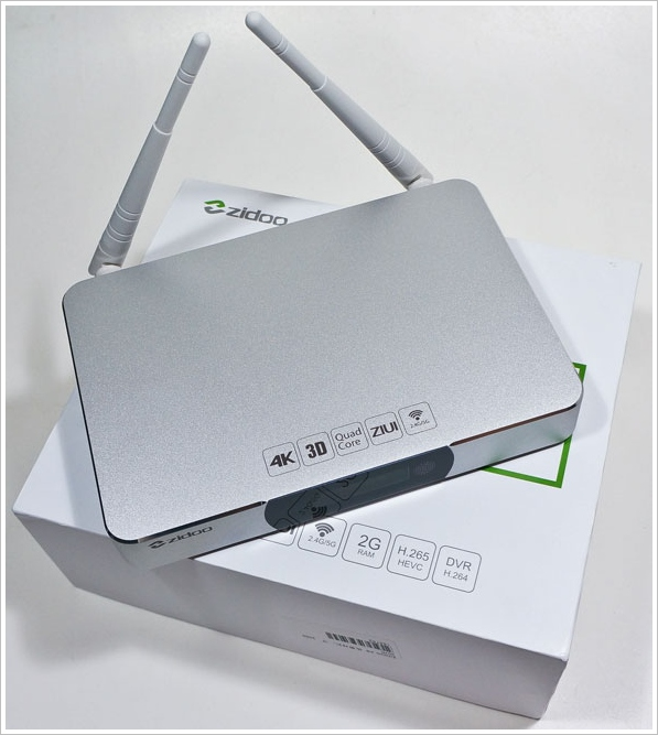 Zidoo X9 Android TV Box – super cool TV media box delivers HD PVR recording too [Review]