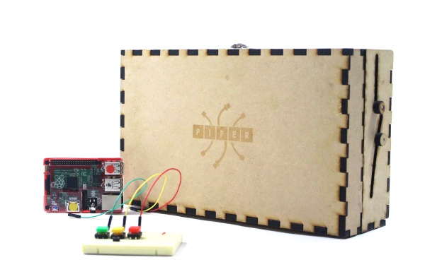 Piper – the build it yourself computer that teaches robotics