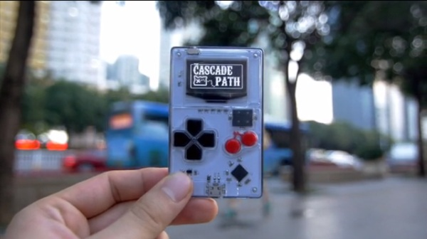 Arduboy – old school gaming in a tiny package