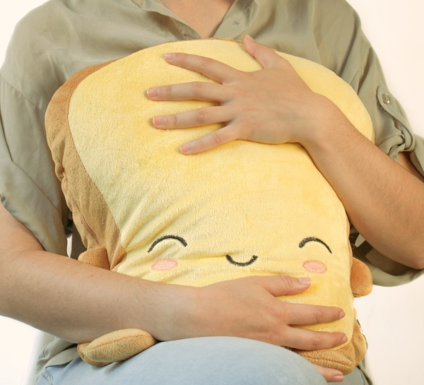 Toast Heated Pillow – a softer alternative to a hot water bottle
